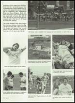 1982 Galena High School Yearbook Page 48 & 49