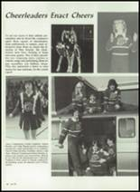 1982 Galena High School Yearbook Page 54 & 55