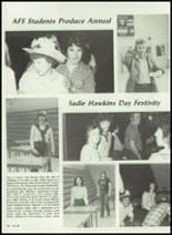 1982 Galena High School Yearbook Page 76 & 77