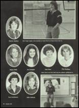 1982 Galena High School Yearbook Page 92 & 93