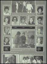 1982 Galena High School Yearbook Page 100 & 101