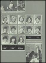 1982 Galena High School Yearbook Page 108 & 109