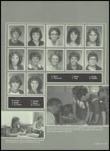 1982 Galena High School Yearbook Page 110 & 111