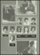 1982 Galena High School Yearbook Page 112 & 113