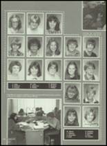 1982 Galena High School Yearbook Page 116 & 117