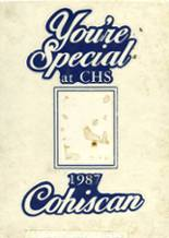 1987 Yearbook Columbus High School