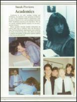 1985 Hollywood Hills High School Yearbook Page 10 & 11