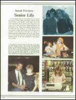 1985 Hollywood Hills High School Yearbook Page 14 & 15