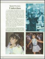 1985 Hollywood Hills High School Yearbook Page 18 & 19