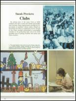 1985 Hollywood Hills High School Yearbook Page 20 & 21