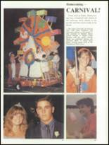 1985 Hollywood Hills High School Yearbook Page 36 & 37