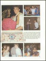 1985 Hollywood Hills High School Yearbook Page 38 & 39