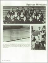 1985 Hollywood Hills High School Yearbook Page 56 & 57