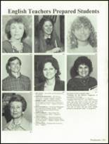 1985 Hollywood Hills High School Yearbook Page 92 & 93