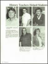 1985 Hollywood Hills High School Yearbook Page 100 & 101