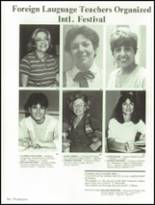 1985 Hollywood Hills High School Yearbook Page 102 & 103