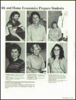 1985 Hollywood Hills High School Yearbook Page 106 & 107