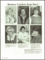 1985 Hollywood Hills High School Yearbook Page 108 & 109