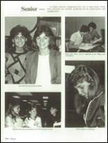1985 Hollywood Hills High School Yearbook Page 112 & 113