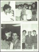 1985 Hollywood Hills High School Yearbook Page 116 & 117