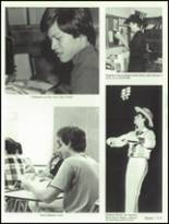 1985 Hollywood Hills High School Yearbook Page 118 & 119