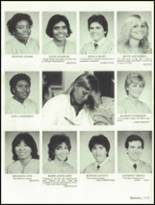 1985 Hollywood Hills High School Yearbook Page 120 & 121