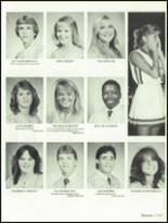 1985 Hollywood Hills High School Yearbook Page 122 & 123
