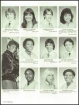 1985 Hollywood Hills High School Yearbook Page 126 & 127