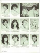 1985 Hollywood Hills High School Yearbook Page 128 & 129