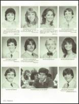 1985 Hollywood Hills High School Yearbook Page 130 & 131