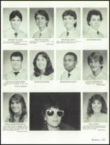 1985 Hollywood Hills High School Yearbook Page 132 & 133