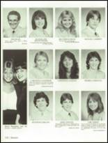 1985 Hollywood Hills High School Yearbook Page 134 & 135