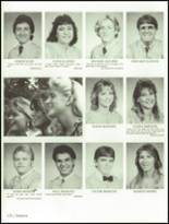 1985 Hollywood Hills High School Yearbook Page 136 & 137