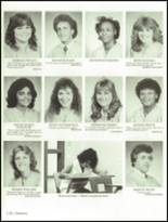 1985 Hollywood Hills High School Yearbook Page 138 & 139