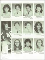 1985 Hollywood Hills High School Yearbook Page 140 & 141