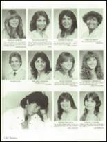 1985 Hollywood Hills High School Yearbook Page 144 & 145