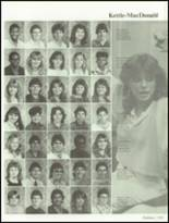 1985 Hollywood Hills High School Yearbook Page 158 & 159