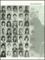 1985 Hollywood Hills High School Yearbook Page 160 & 161