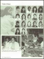 1985 Hollywood Hills High School Yearbook Page 164 & 165
