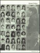 1985 Hollywood Hills High School Yearbook Page 170 & 171