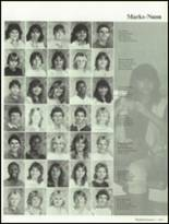 1985 Hollywood Hills High School Yearbook Page 174 & 175