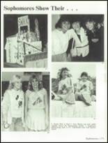 1985 Hollywood Hills High School Yearbook Page 180 & 181