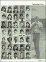 1985 Hollywood Hills High School Yearbook Page 186 & 187