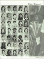 1985 Hollywood Hills High School Yearbook Page 192 & 193