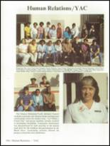 1985 Hollywood Hills High School Yearbook Page 202 & 203