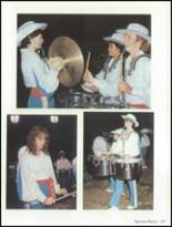 1985 Hollywood Hills High School Yearbook Page 204 & 205