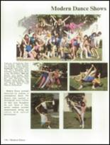1985 Hollywood Hills High School Yearbook Page 206 & 207