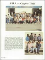 1985 Hollywood Hills High School Yearbook Page 210 & 211