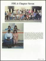 1985 Hollywood Hills High School Yearbook Page 212 & 213