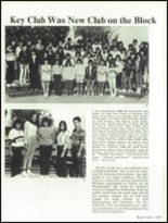 1985 Hollywood Hills High School Yearbook Page 216 & 217